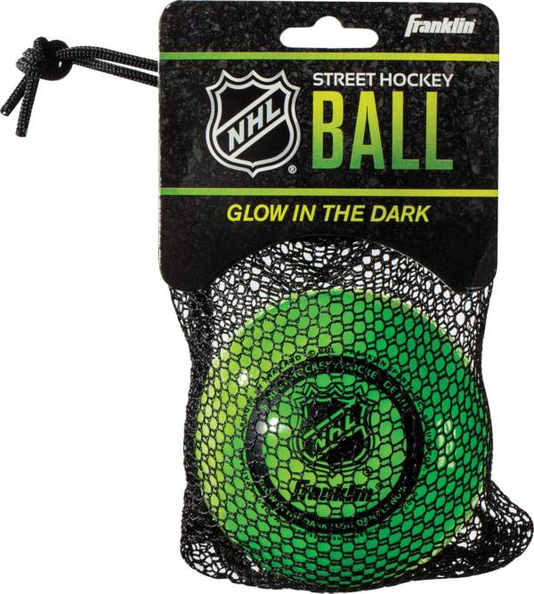 Franklin NHL Glow in the Dark Street Hockey Ball product image