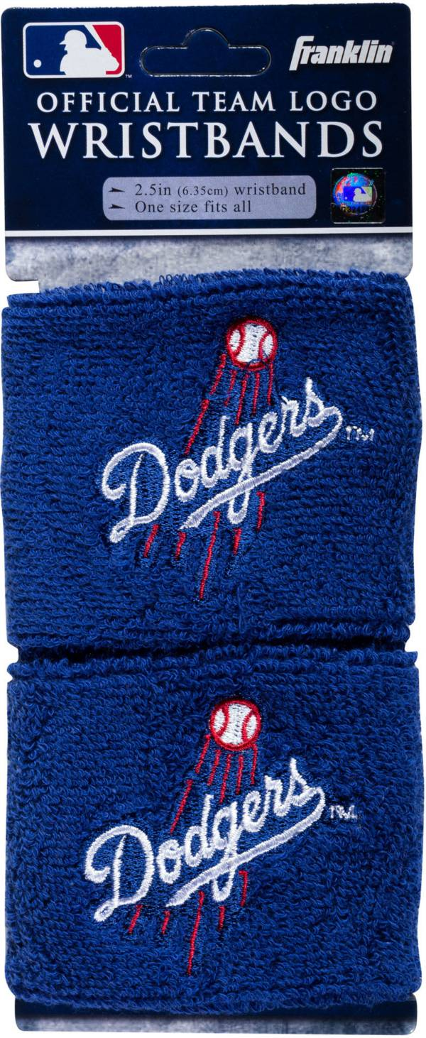 Franklin Los Angeles Dodgers Embroidered Wristbands product image