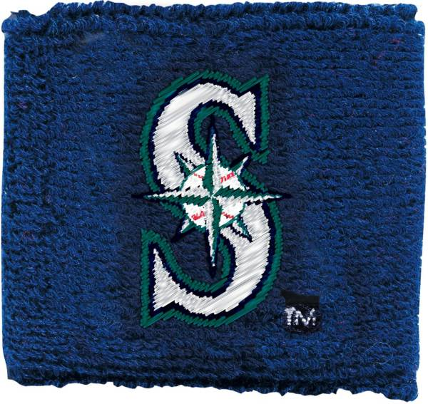 Franklin Seattle Mariners Embroidered Wristbands product image