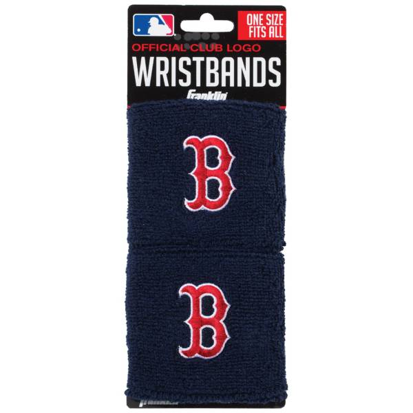 Franklin Boston Red Sox Embroidered Wristbands product image