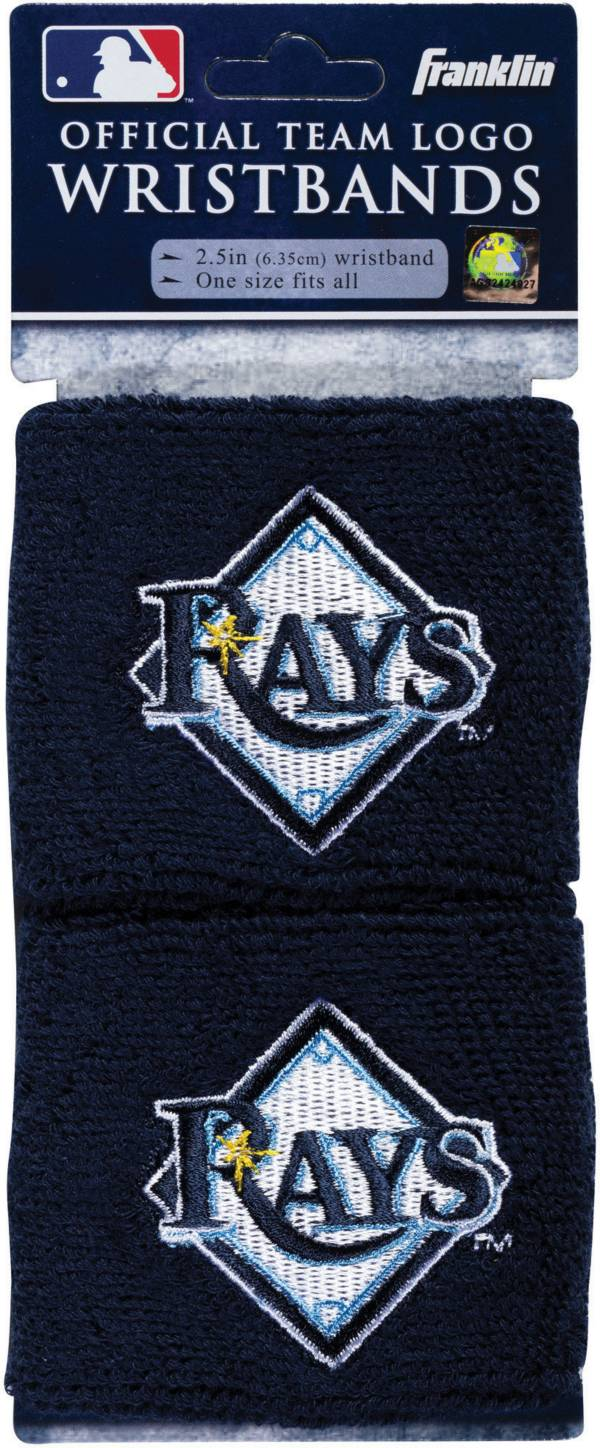 Franklin Tampa Bay Rays Embroidered Wristbands product image