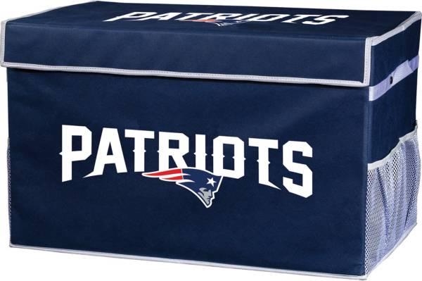 Franklin New England Patriots Footlocker Bin product image