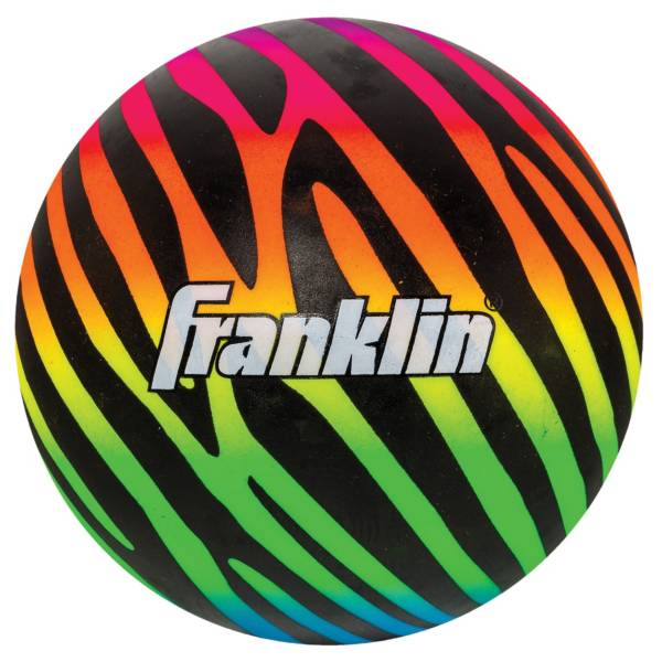 Franklin Vibe Zebra Kickball product image