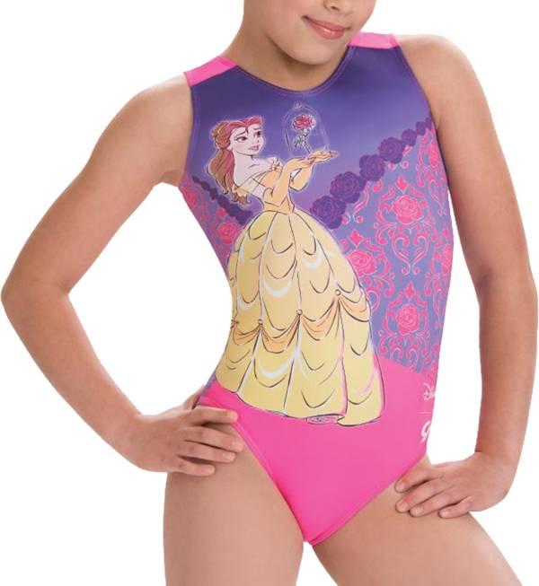 GK Elite Disney Beauty and The Beast Gymnastics Leotard product image