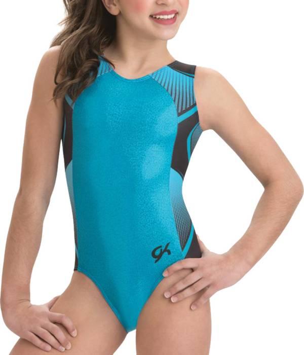 GK Elite Boost V-Neck Tank Gymnastics Leotard product image