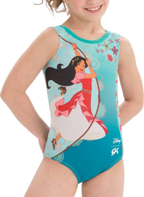 GK Elite Toddler Disney Elena's Adventure Gymnastics Leotard product image