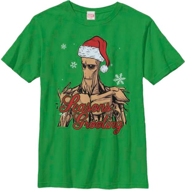Fifth Sun Boys' Marvel Groot Sings Graphic Tee product image