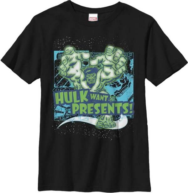 Fifth Sun Boys' Marvel Hulk Presents Graphic Tee product image