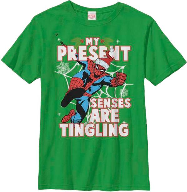 Fifth Sun Boys' Marvel Present Senses Graphic Tee product image