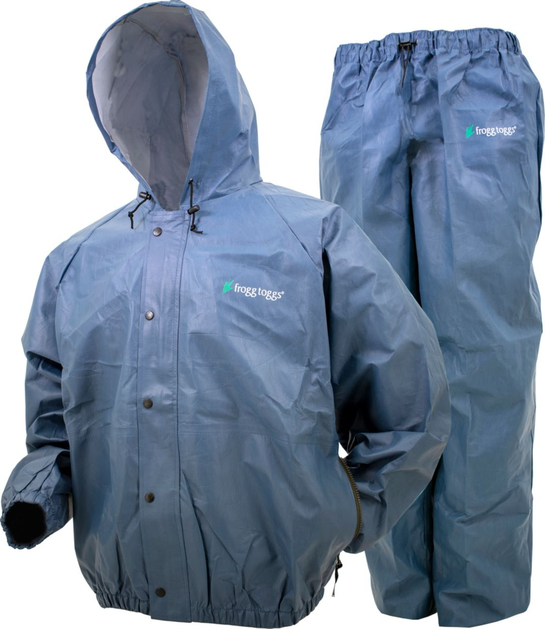 f0a9b6efc Frogg Toggs Men's Pro Action II Rain Suit