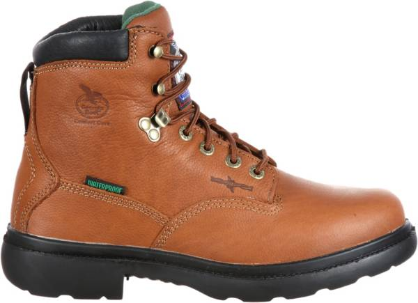 Georgia Boot Men's Farm and Ranch Waterproof Work Boots product image