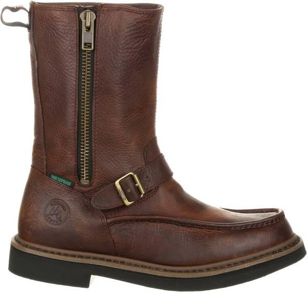 Georgia Boot Men's Side Zip Wellington Waterproof Work Boots product image