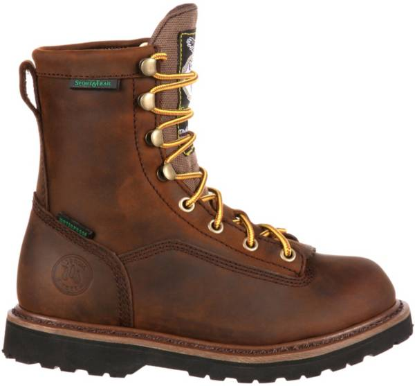 Georgia Boot Kids' 400g Waterproof Work Boots product image