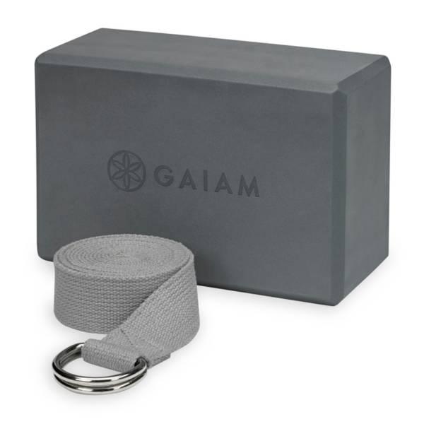 Gaiam Yoga Block/Strap Combo product image