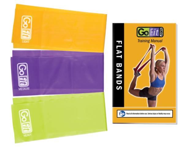 GoFit Latex-Free TPR Flat Band Set product image