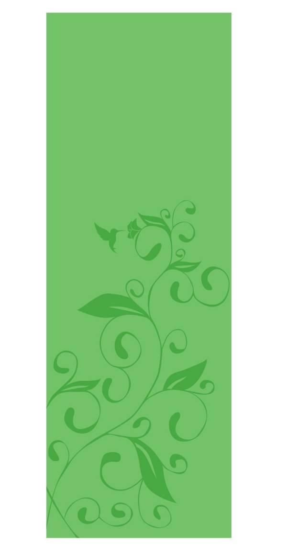 GoFit Patterned Yoga Mat product image