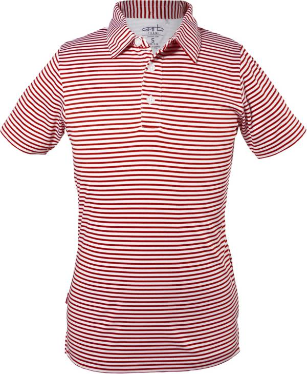 Garb Boys' Striped Carson Golf Polo product image