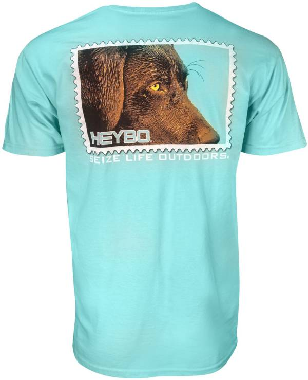 Heybo Men's Choco Short Sleeve T-Shirt product image