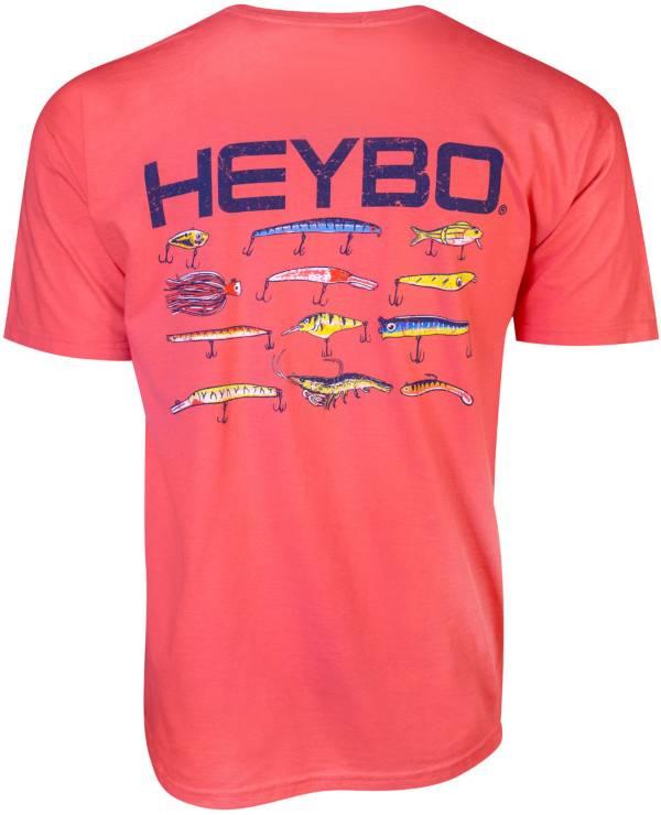 Heybo Men's Inshore Lures Short Sleeve T-Shirt product image