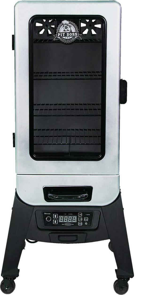Pit Boss Silver Star 3 Digital Electric Smoker product image
