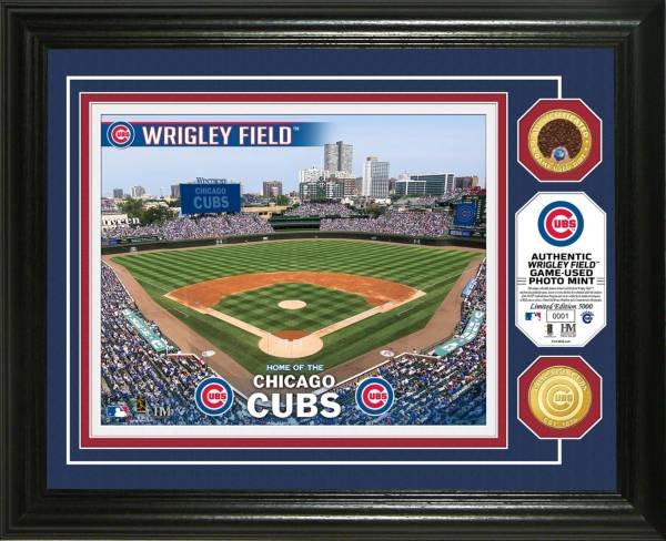 Highland Mint Chicago Cubs Dirt Coin Photo Mint product image