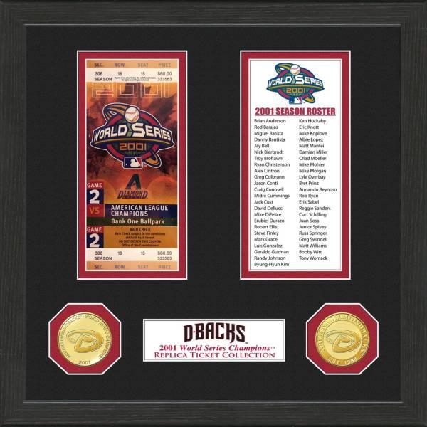 Highland Mint Arizona Diamondbacks World Series Ticket Collection product image