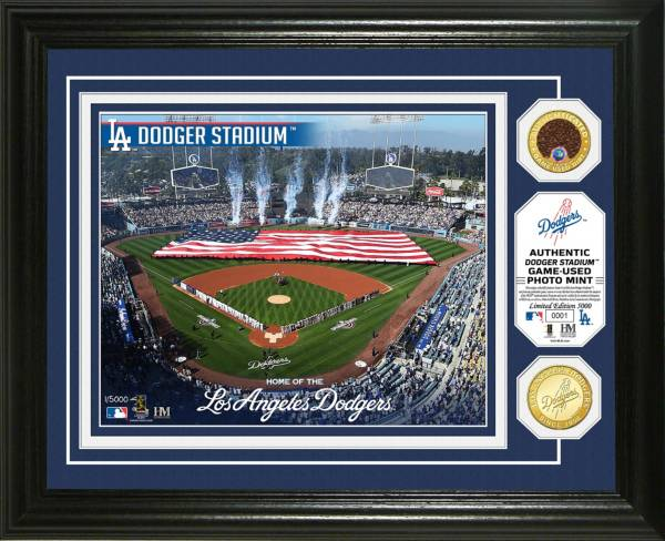 Highland Mint Los Angeles Dodgers Dirt Coin Photo Mint product image