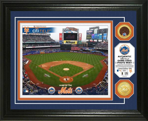 Highland Mint New York Mets Dirt Coin Photo Mint product image