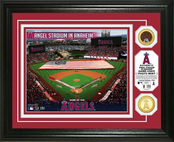 Highland Mint Los Angeles Angels Dirt Coin Photo Mint product image