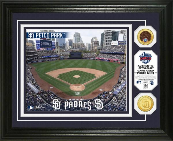 Highland Mint San Diego Padres Dirt Coin Photo Mint product image