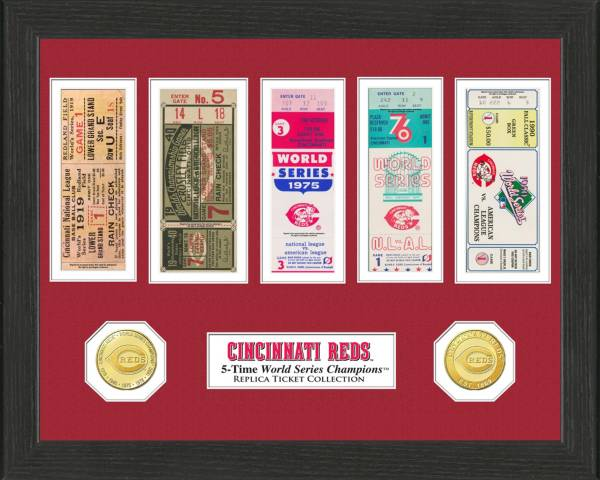 Highland Mint Boston Red Sox World Series Ticket Collection product image