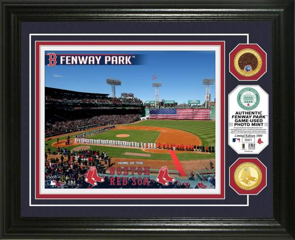 Highland Mint Boston Red Sox Dirt Coin Photo Mint product image