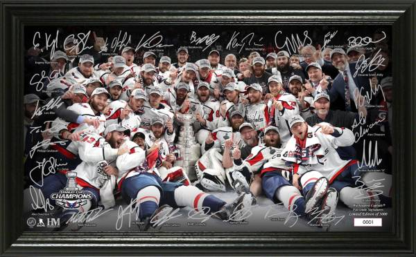 Highland Mint 2018 Stanley Cup Champions Washington Capitals Signature Rink product image