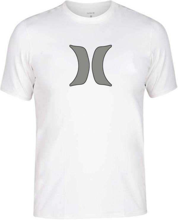 Hurley Men's Icon Outline Short Sleeve Rash Guard product image