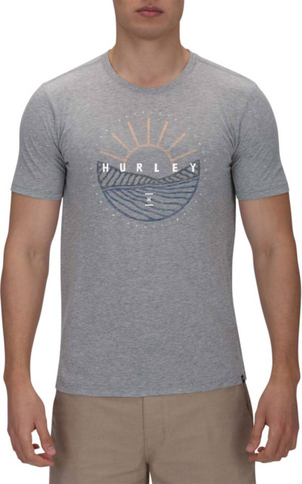 Hurley Men's Dri-FIT Dawn Is Breaking T-Shirt product image