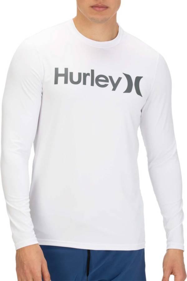 Hurley Men's O&O Long Sleeve Rash Guard product image