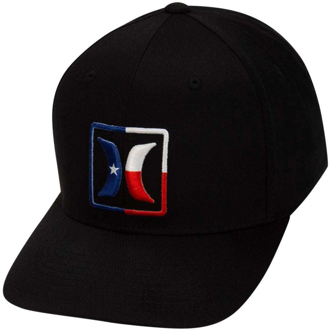 new product 5521d d5688 Hurley Men s Texas Flex Hat