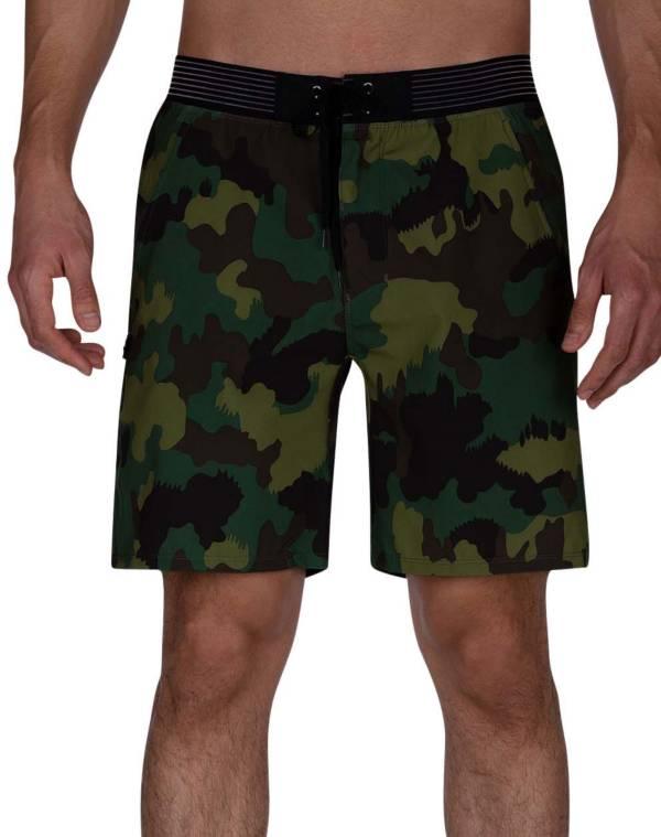 "Hurley Men's Phantom Alpha Trainer 18"" Hybrid Shorts product image"