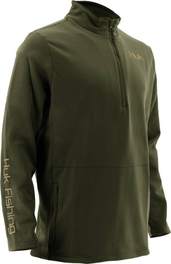 Huk Men's Tidewater Quarter-Zip Pullover product image
