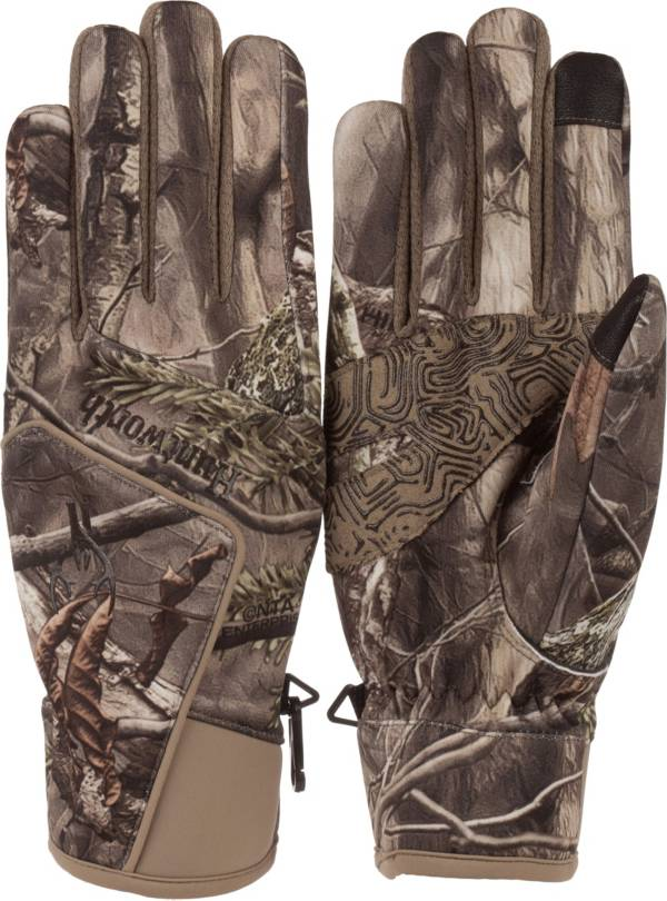 Huntworth Men's Tech Shooters Gloves product image