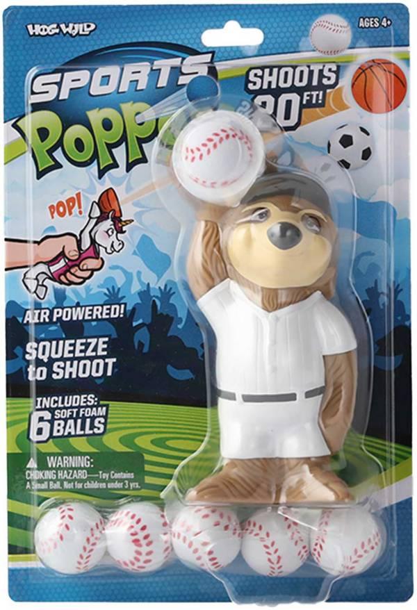 Hog Wild Sloth Baseball Popper product image