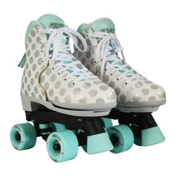 Circle Society Girls' Craze Sugar Drops Quad Roller Skates product image