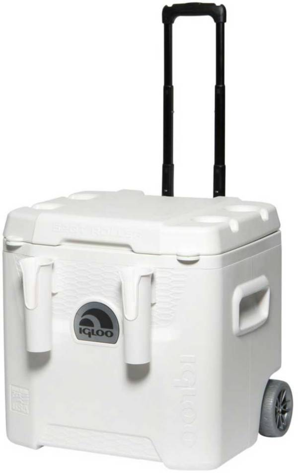 Igloo Marine Ultra Quantum 52 Quart Rolling Cooler product image