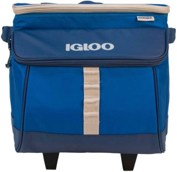 Igloo Ringleader 52 Can Collapsible Rolling Cooler product image