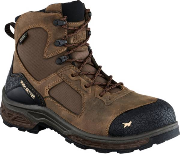 Irish Setter Men's Kasota 6'' Side Zip Waterproof Composite Toe Work Boots product image