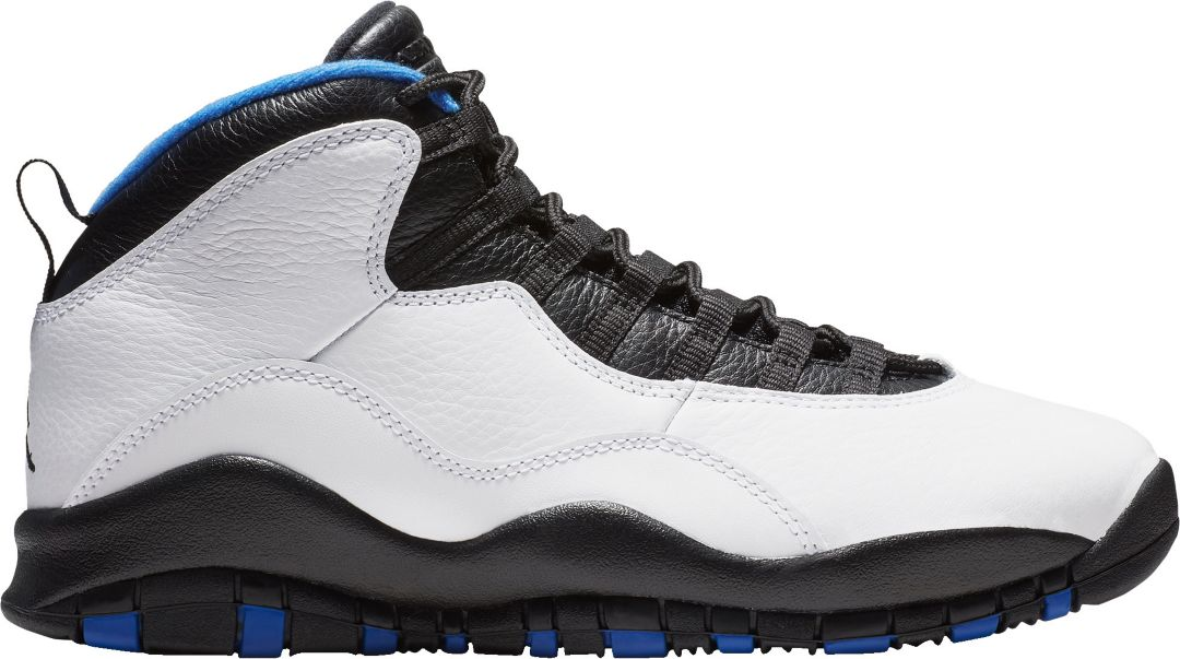 a388856ce9d Air Jordan 10 Retro Orlando Basketball Shoes | Best Price Guarantee at  DICK'S