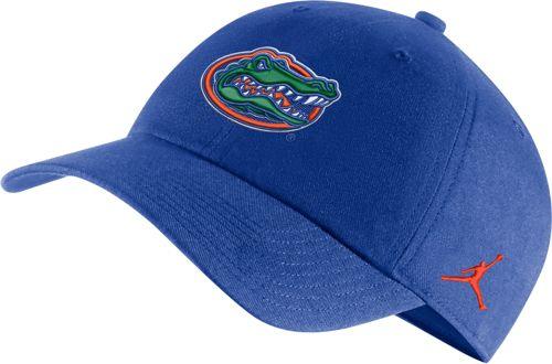 988a61c61ff Jordan Men's Florida Gators Blue Heritage86 Logo Hat. noImageFound. Previous