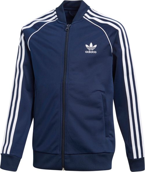 377142a500e803 adidas Originals Boys  Superstar Track Jacket. noImageFound. Previous