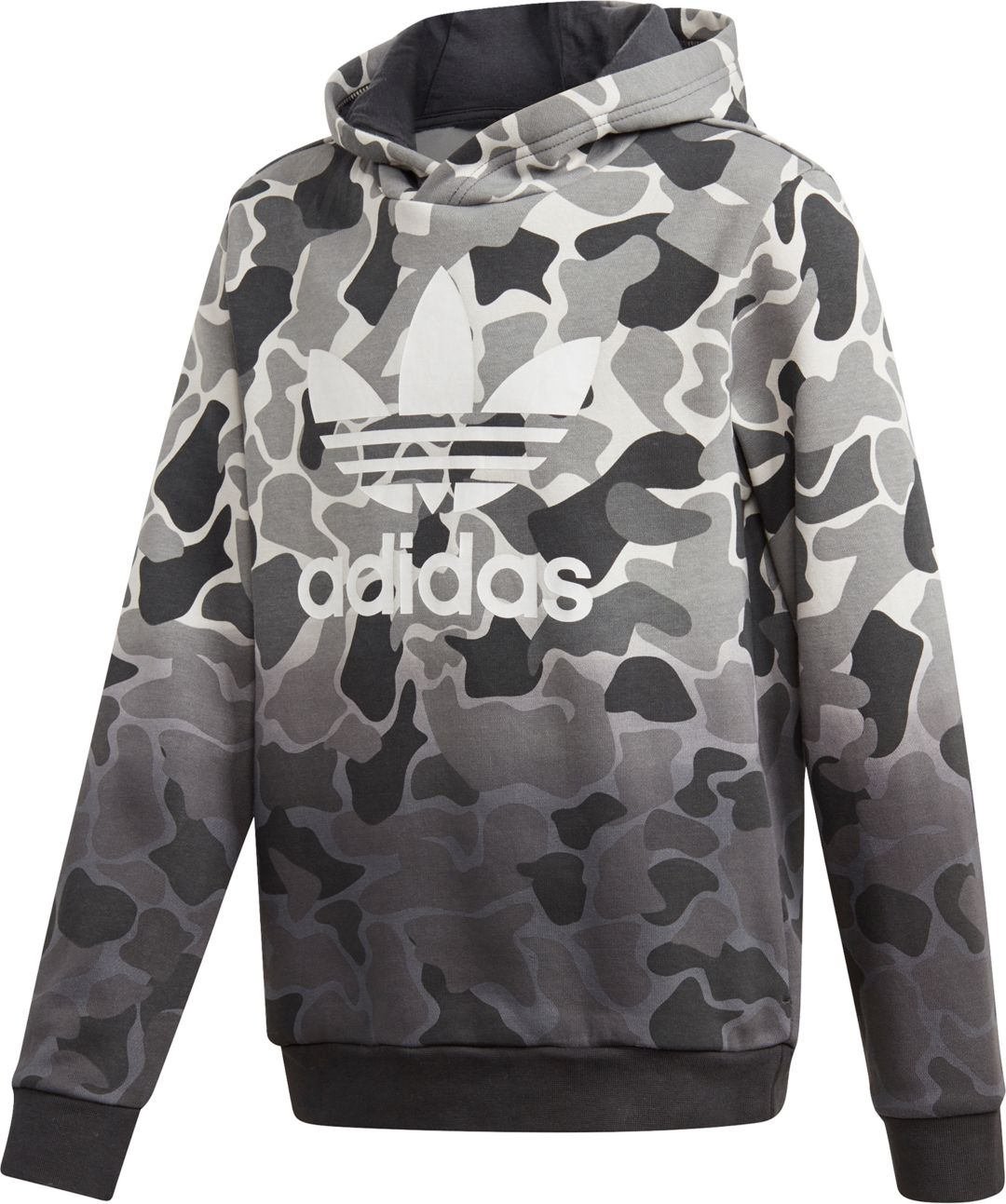 5782f518 adidas Originals Boys' Camo Trefoil Hoodie. noImageFound. Previous