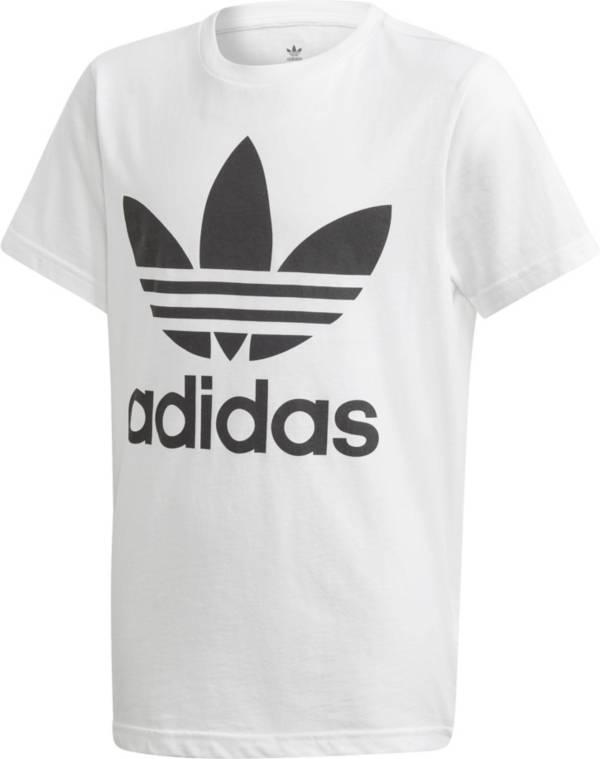 adidas Originals Boys' Trefoil Graphic T-Shirt product image